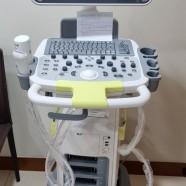피부진단 초음파기