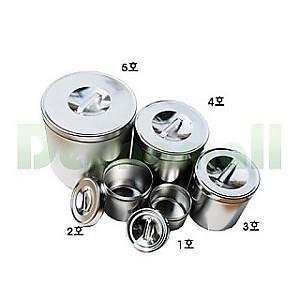 스폰지캔 (Dressing Jar) 3호 (120*115mm)