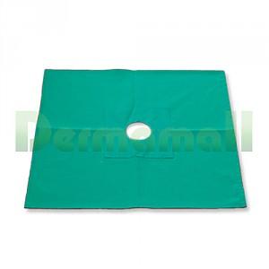 공포 1P, 50*50 (Ø10cm, Green)