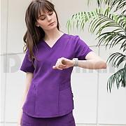 [메디클로] Amelia Scrub top|아멜리아 수술복 상의 (4color)