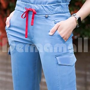 [메디클로] Kume Carge Scrub Pants|쿠메 카고 수술복 하의 (5color)