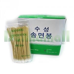 ★9월 이벤트★(Cotton Applicator Stick) 6inch(단면)